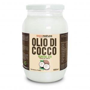 Olio di Cocco Vergine Bio 1000ml