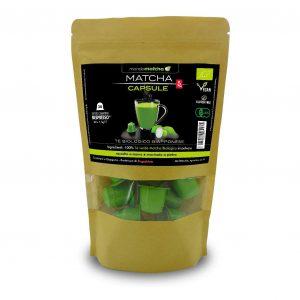 Tè Matcha Capsule Compatibili Nespresso