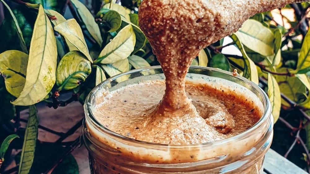 Ricetta Burro di Frutta Secca e Olio di Cocco Fatto in Casa