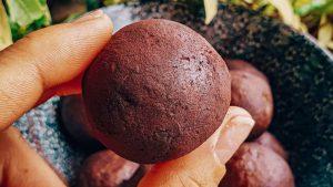 Ricetta Balls di Maca, Canapa e Olio di Cocco