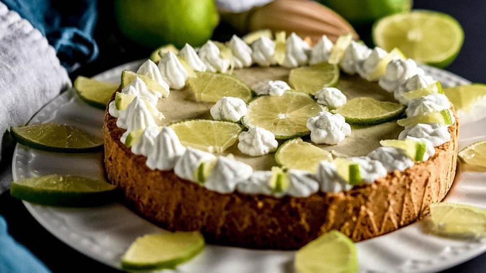 Ricetta Key Lime Pie Veg